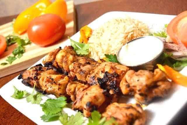 BBQ Chicken Tekka