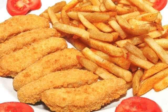 Kids Meal - Chicken Strips