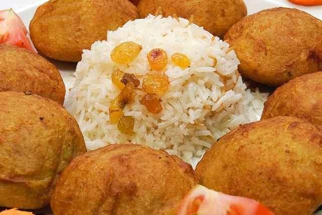 Potato Chop